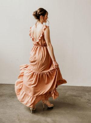 Brautjungfernkleid Lilly rosa